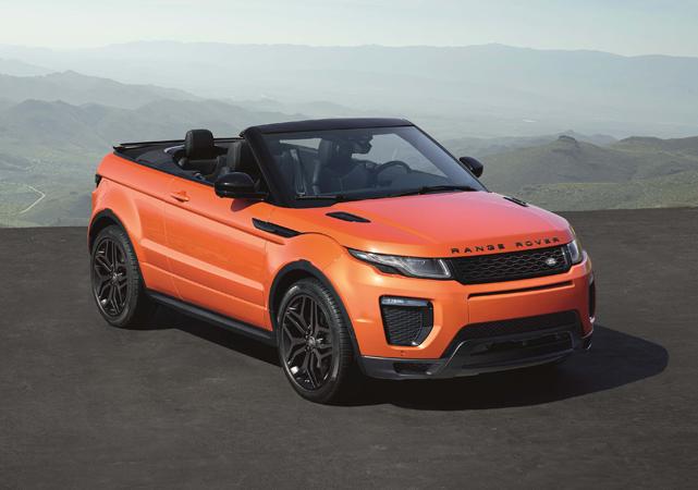 Land Rover: coche oficial de ARCO Madrid