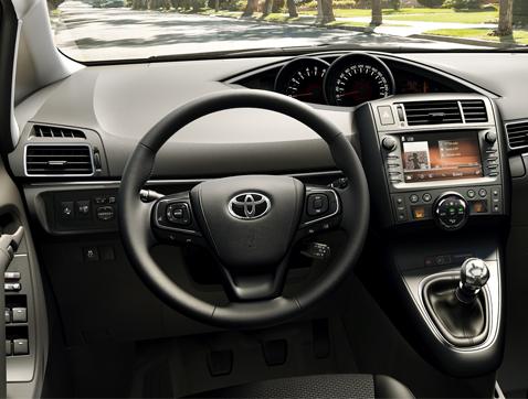 La gama Toyota Verso 2016 llega a España