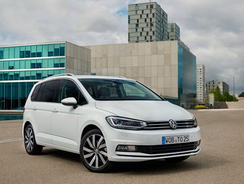 Volkswagen cierra enero como líder del mercado de particulares en España