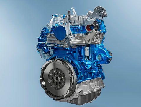 Ford presenta su nueva generación de motores diésel EcoBlue