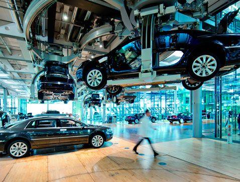 La fábrica de cristal: el nuevo escaparate de la innovación de Volkswagen en movilidad eléctrica