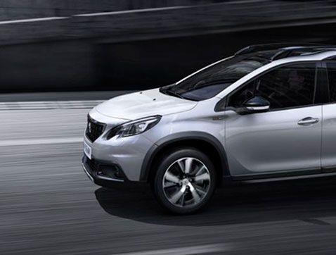 Llega a España el nuevo Peugeot 2008