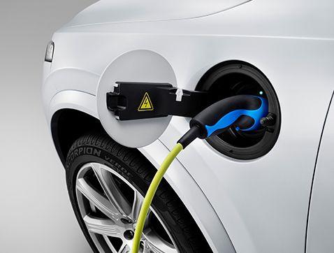 Volvo anuncia su nuevo objetivo de vender un millón de coches eléctricos para el año 2025