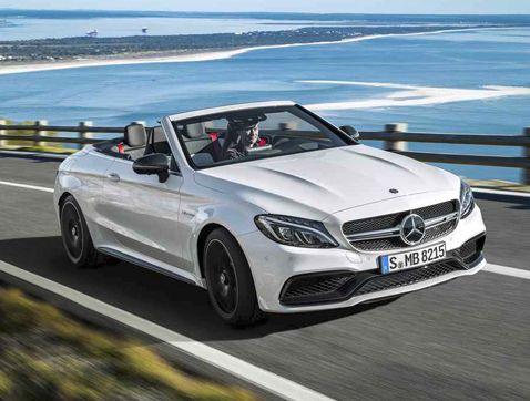 Mercedes-AMG C63 Cabrio 2016: punta de lanza para la Clase C