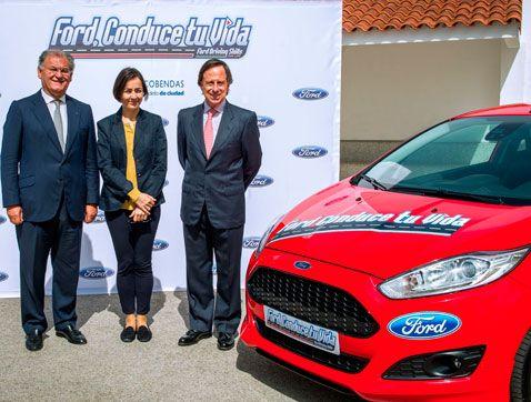 """900 plazas en los cursos de conducción gratuitos """"Ford, conduce tu vida"""""""
