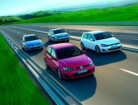 Volkswagen festeja el 40 aniversario del Golf GTI