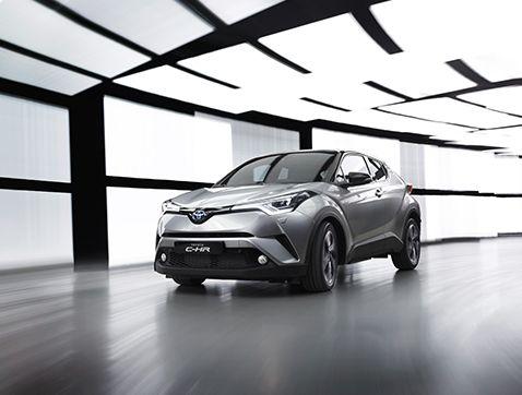 Toyota C-HR: presentado en primicia en Madrid Auto 2016