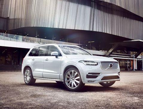 Las ventas de Volvo aumentan en un 11,3%