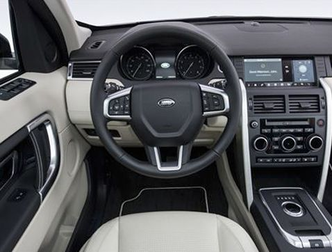 Land Rover Discovery Sport 2017: el SUV familiar al que no se le olvida nada
