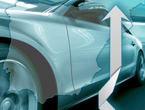 La venta de coches crece un 21% en el mes de abril