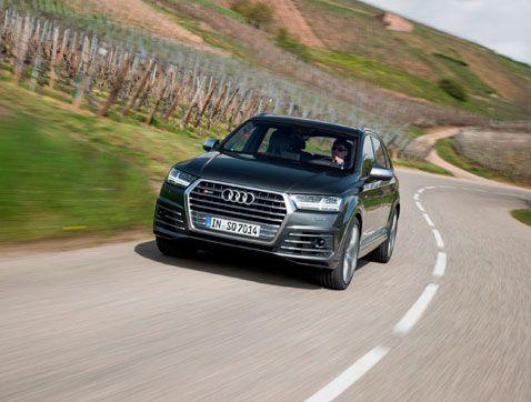 El nuevo Audi SQ7 llegará este próximo verano
