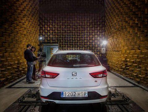 El coche a través de los sentidos: una orquesta en movimiento