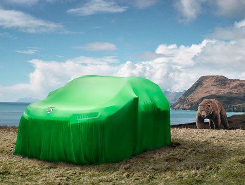 Fuerte como un oso: el SUV grande de Škoda se llama Kodiaq