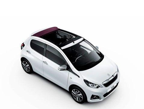 Disfrutar del Peugeot 108 es posible por sólo 108 euros al mes