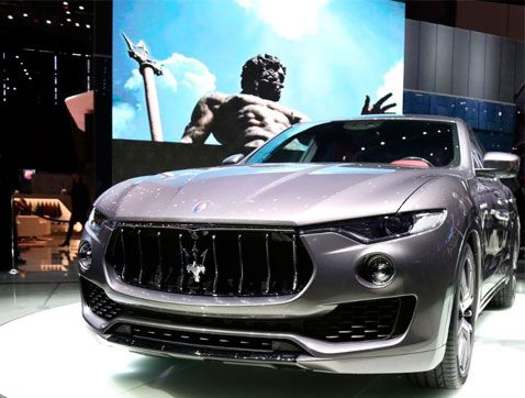 Maserati Levante: Un SUV repleto de glamour