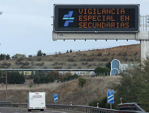Excés de velocitat, no portar el cinturó, desperfectes en el vehicle i consum d'alcohol, les infraccions més comunes entre els espanyols