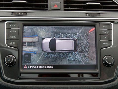 El nuevo Tiguan estrena el Servicio Security & Service de Volkswagen