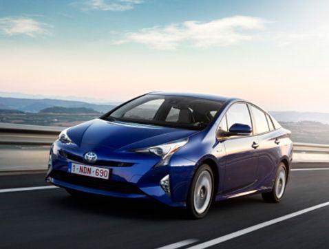 El nuevo Toyota Prius es el híbrido de menor consumo