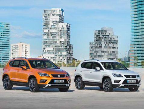 Nou SEAT Ateca: un autèntic SUV, compacte i esportiu