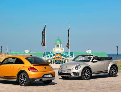 Volkswagen presenta el exclusivo Beetle Dune en España