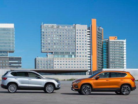 Descubriendo el nuevo SEAT Ateca: Así son sus motores