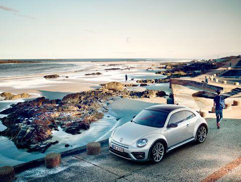 Volkswagen renueva su icono: llega el nuevo Beetle
