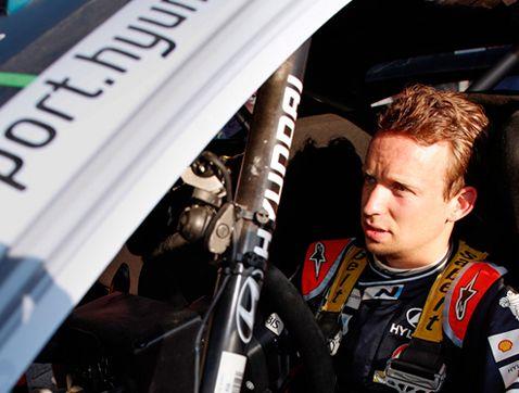 Hyundai logra su tercera victoria en el Campeonato del Mundo de Rallies FIA