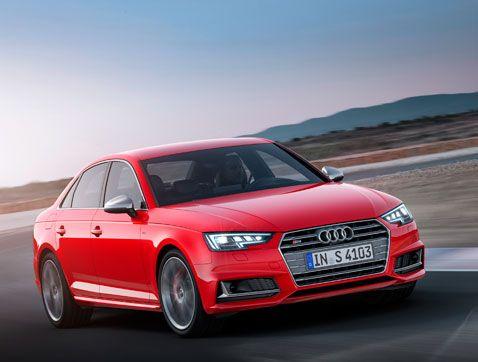Nuevos Audi S4 y S4 Avant: impresionante rendimiento y eficiencia ejemplar