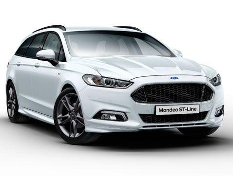 Nuevo Mondeo ST-Line: Ford expande su gama deportiva