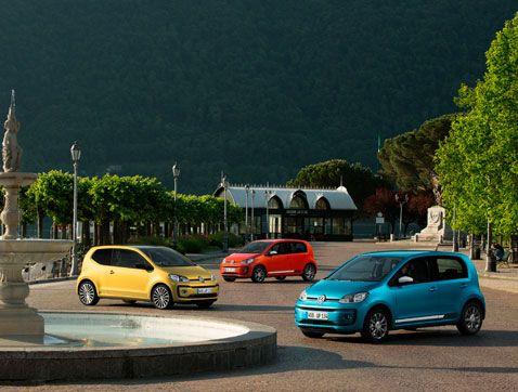 El nuevo Volkswagen up! llega al mercado español