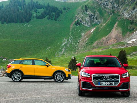 Se inicia la comercialización en España del nuevo Audi Q2