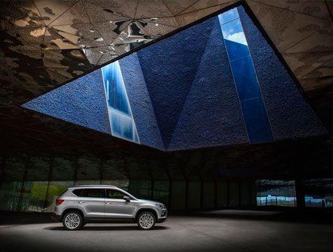 """El SEAT Ateca, """"Mejor Crossover"""" en los premios Auto Express"""