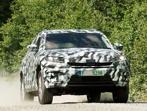 SKODA inicia su campaña SUV con el nuevo Kodiaq