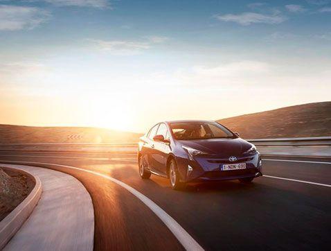 El nuevo Toyota Prius sigue coleccionando premios
