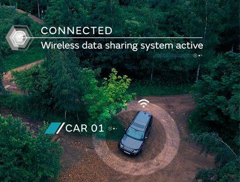 Land Rover muestra sus avances en investigación sobre la conducción todoterreno autónoma