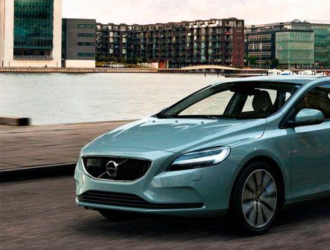 Volvo actualiza la gama V40