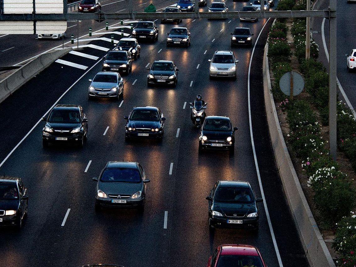 El parc automobilístic d'Espanya segueix sent vell
