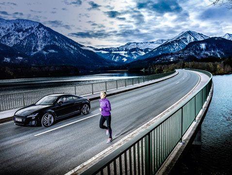 Audi Fit Driver: Audi quiere poner en forma a los conductores