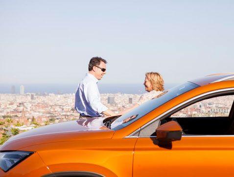 """SEAT ATECA: """"El coche de nuestros sueños"""""""