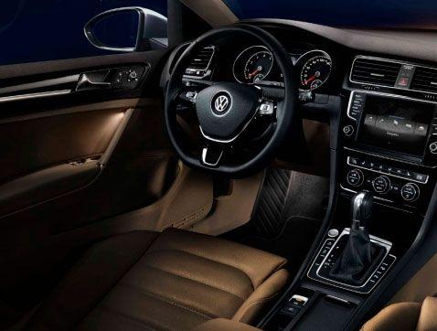 Volkswagen Golf, un interior para que te sientas como en casa