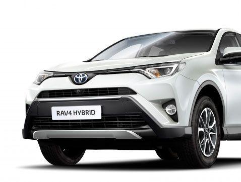 Nueva gama de Accesorios Originales Toyota para RAV4 y RAV4 hybrid
