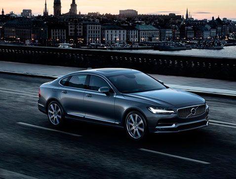 Volvo S90: Diseñado para conductores