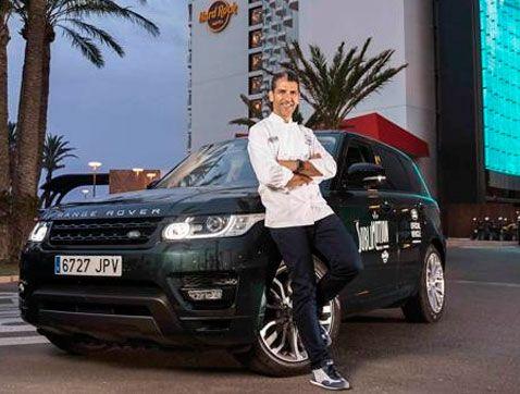 Paco Roncero y Land Rover arrancan motores un año más con su experiencia sensorial y gastronómica