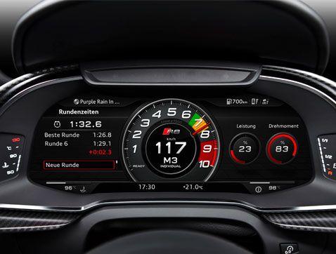 Audi virtual cockpit: la instrumentación del futuro ya está presente en Audi