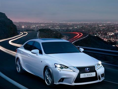 Lexus IS, un éxito de siete cifras tras superar el millón de unidades vendidas en todo el mundo