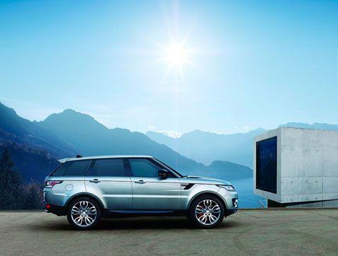 Range Rover Sport 2017: Nuevos motores y tecnología avanzada