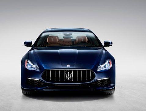 Maserati Quattroporte: Nuevas opciones de acabado GranLusso y GranSport
