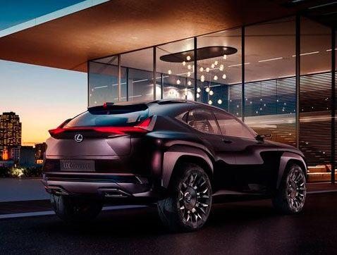Lexus UX Concept: Novedad Mundial para el Salón del Automóvil de París