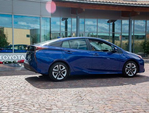 Toyota Prius sobresale en un estudio sobre trayectos urbanos sin emisiones