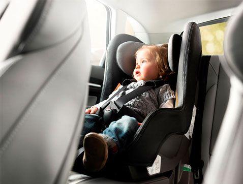 Vuelta al cole: ¿Cómo llevar correctamente a los niños en el coche?